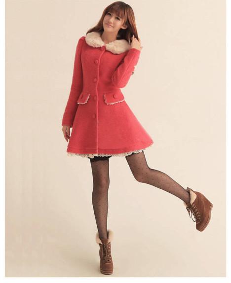 新款风衣女式中长款_风衣 新款冬款女式