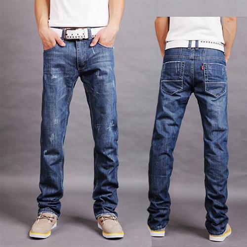紧身牛仔裤修身搭配图片