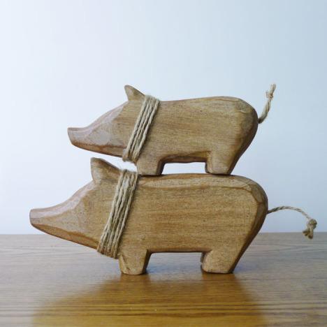 动物椅子的创意素描图片
