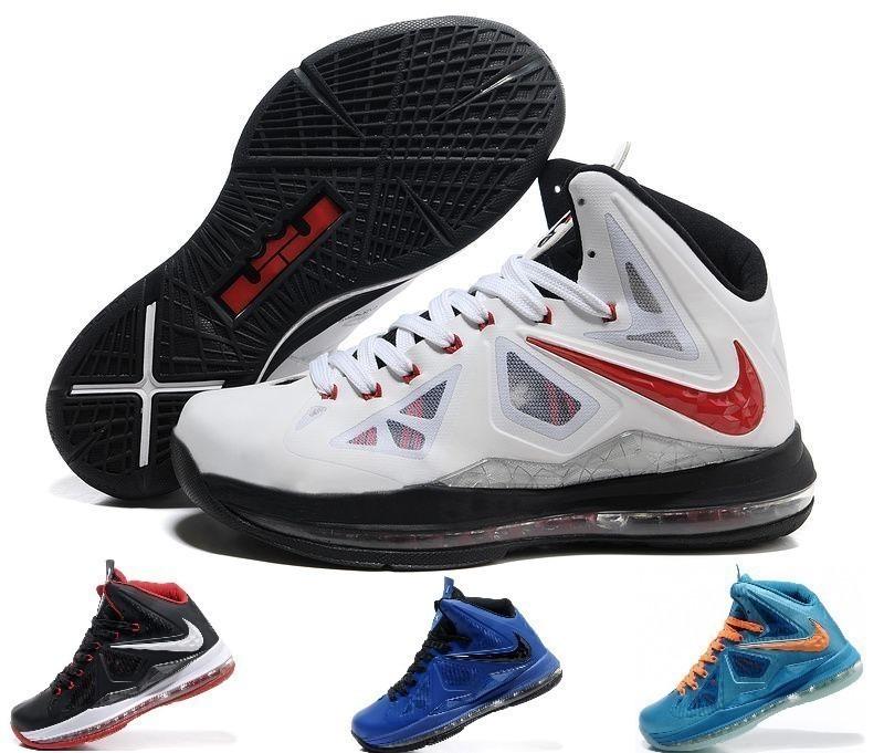 耐克詹姆斯12篮球鞋搭配
