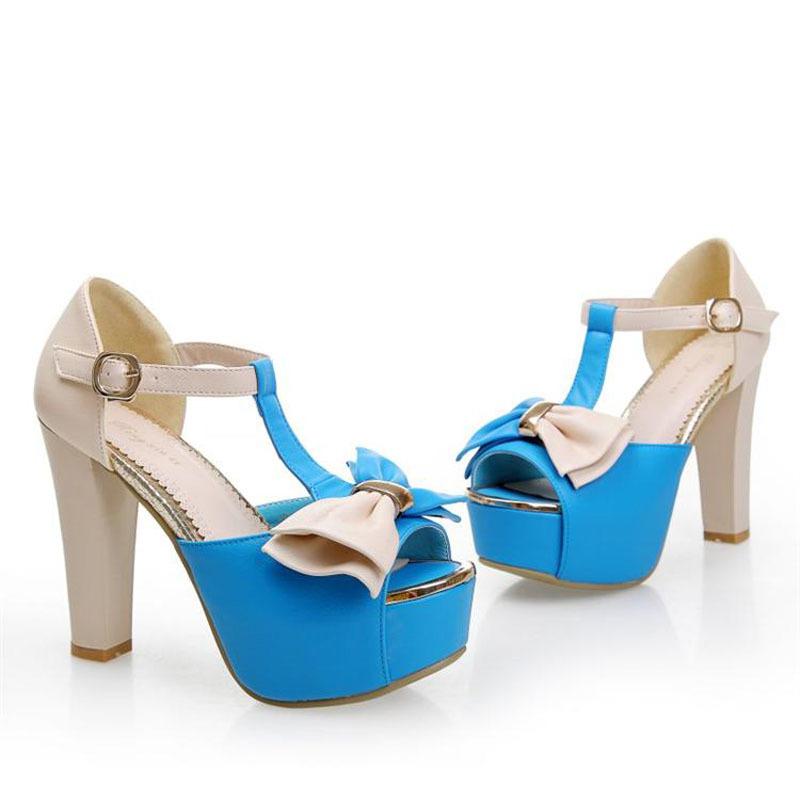 粗跟高跟鞋凉鞋女鞋搭配