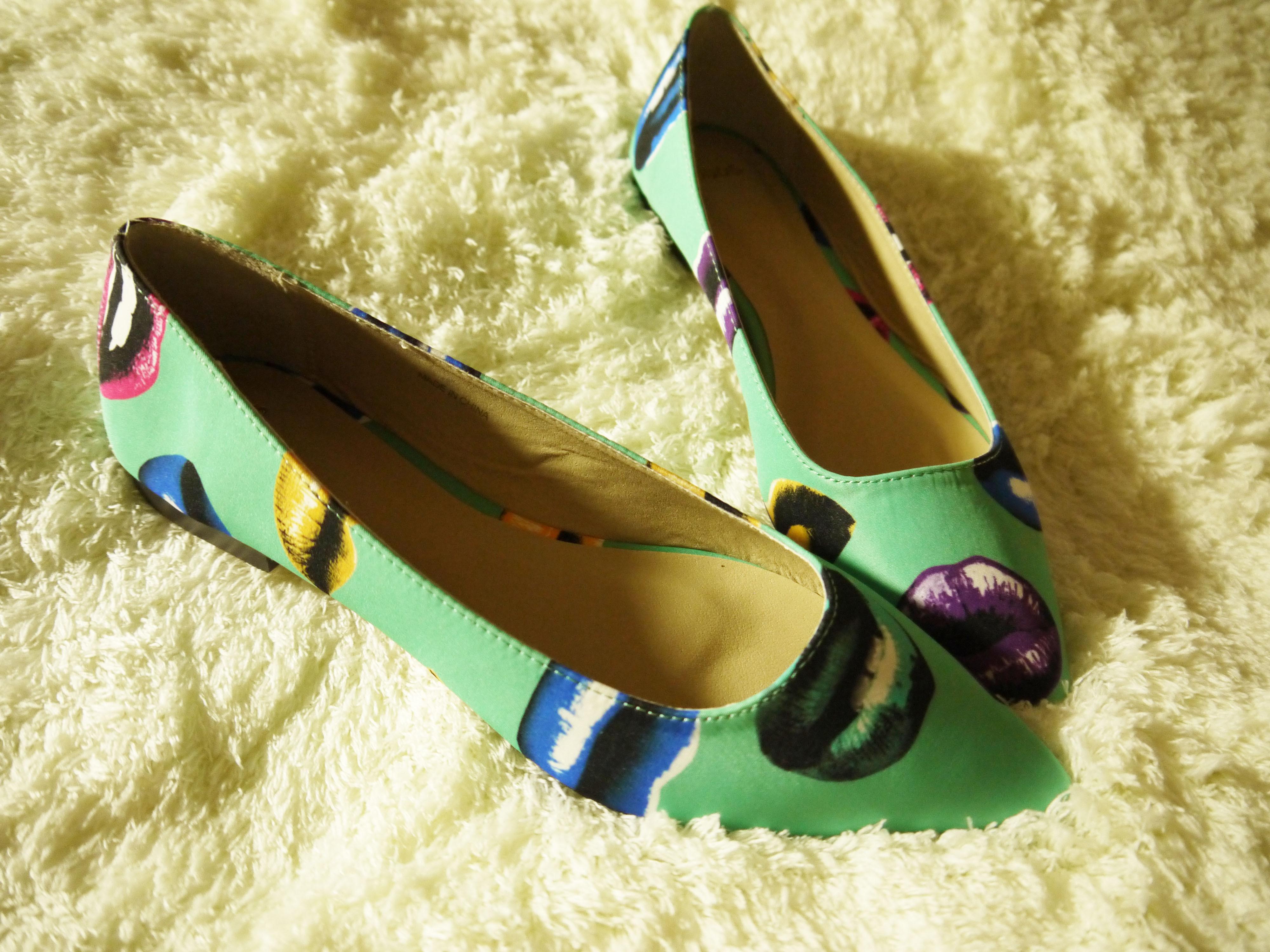 黑绿鞋子搭配图片_黑绿鞋子怎么搭配