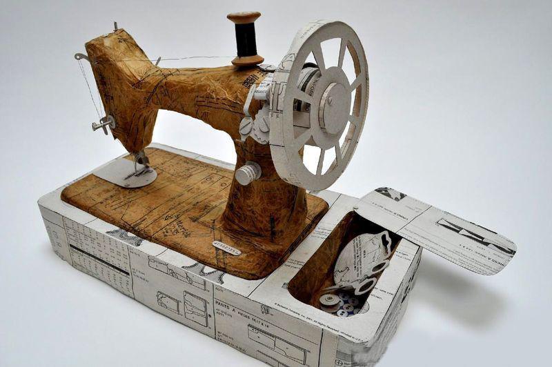 纸壳手工制作衣服