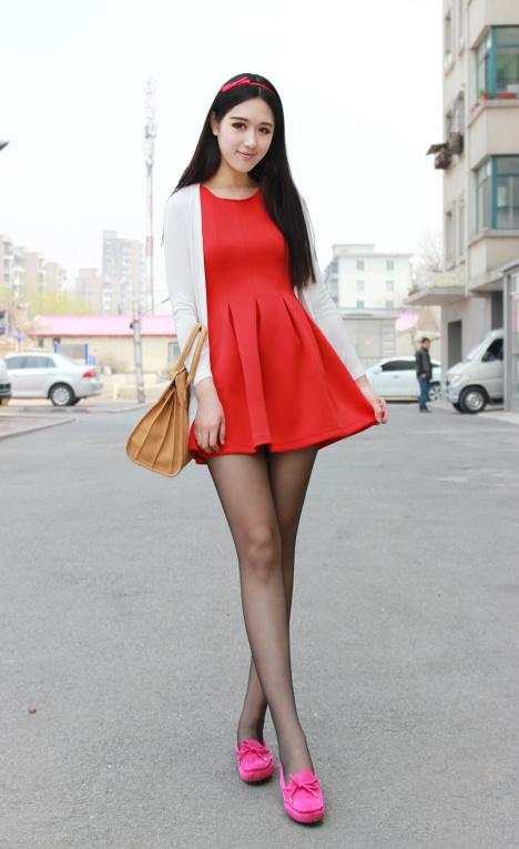 175女生冬季穿衣搭配