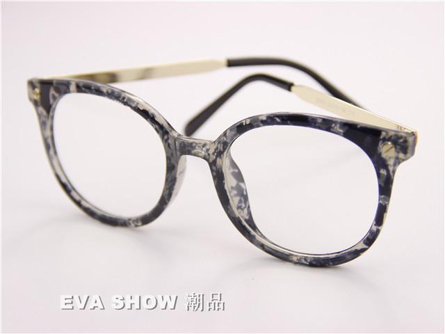 【修脸大框】可爱眼镜框