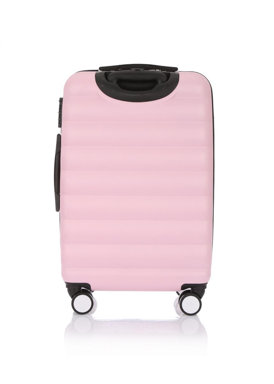 【飞机轮时尚马卡龙面包拉杆箱】-包包-拉杆箱