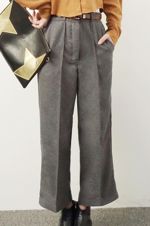 【图】时尚灯芯绒9分阔腿裤搭配/价格-啊湿云那10-寻