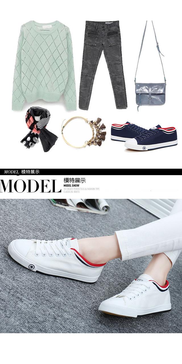 【2015情侣款帆布鞋】-鞋子-帆布鞋