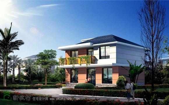新农村住宅设计网-- 新农村住宅设计图