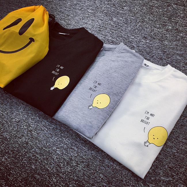 【电灯泡长袖卫衣】-衣服-卫衣/绒衫_上装_女装_服饰