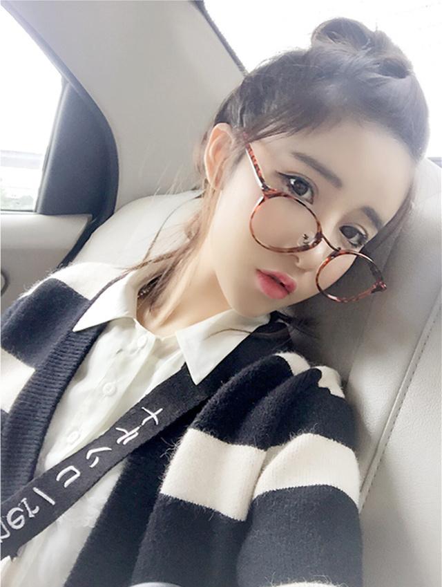 【韩国ulzzang原宿风日系文艺眼镜框】-配饰-配饰