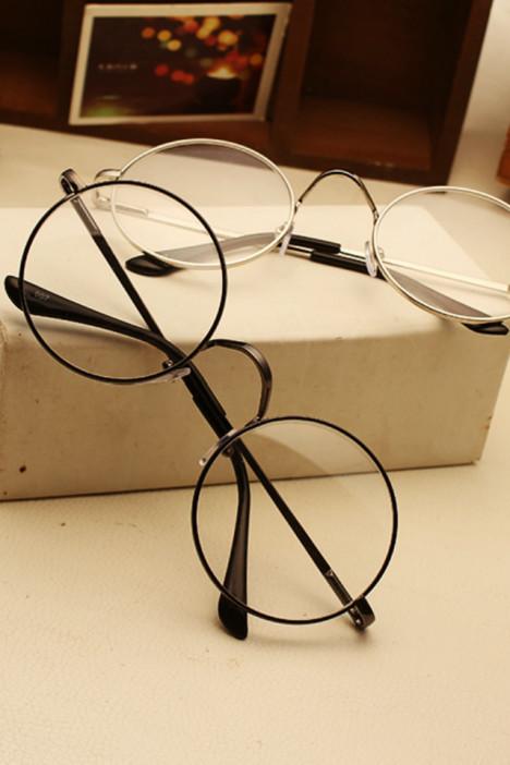 小清新,眼镜框,时尚,韩国