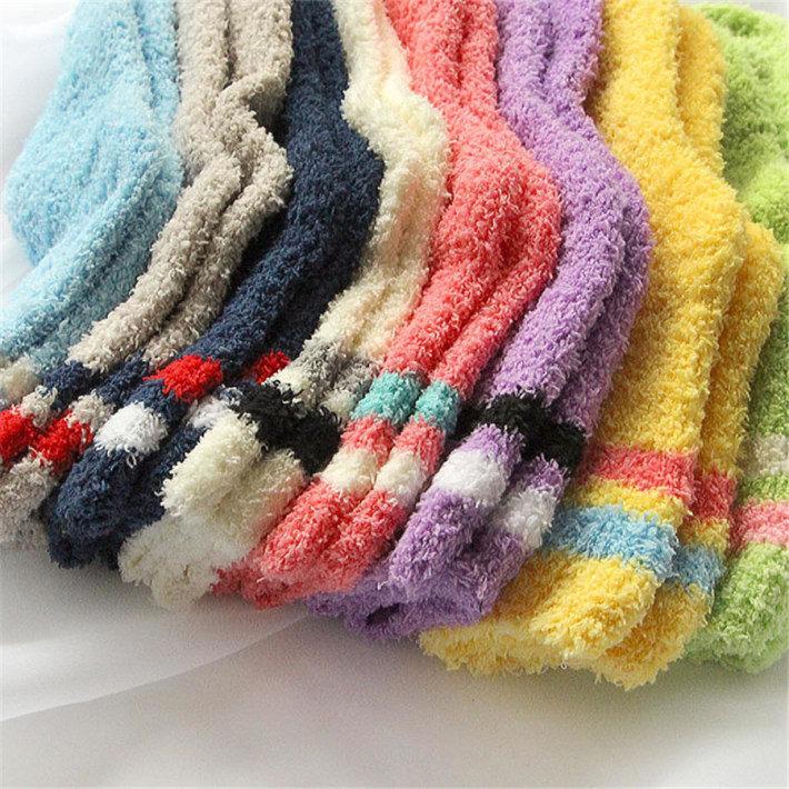 珊瑚绒围巾的各种织法图解