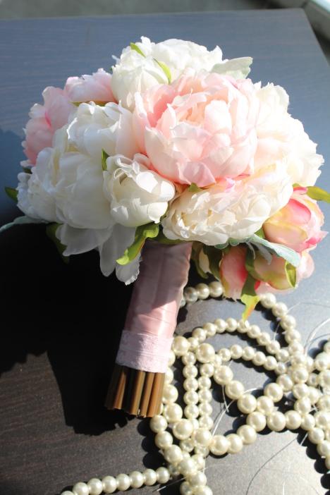 手捧花,花,小清新,婚礼