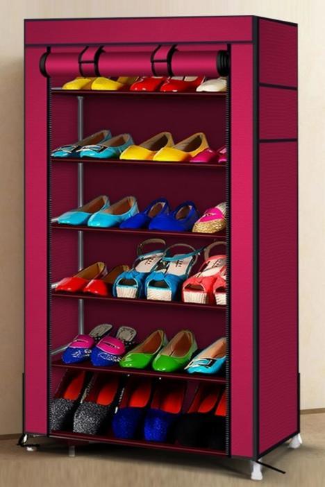 鞋架,鞋柜,鞋盒,收纳,简易衣柜