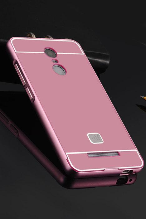 红米note3手机壳小米5金属边框后盖潮男女保护套小米4s -配饰 3C数图片