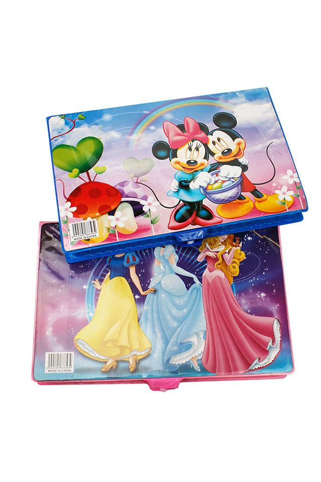 六一儿童绘画套装文具美术工具女孩蜡笔组合水彩笔幼儿园礼物