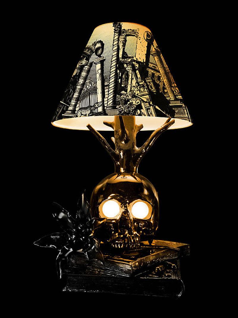 设计图台灯的想象